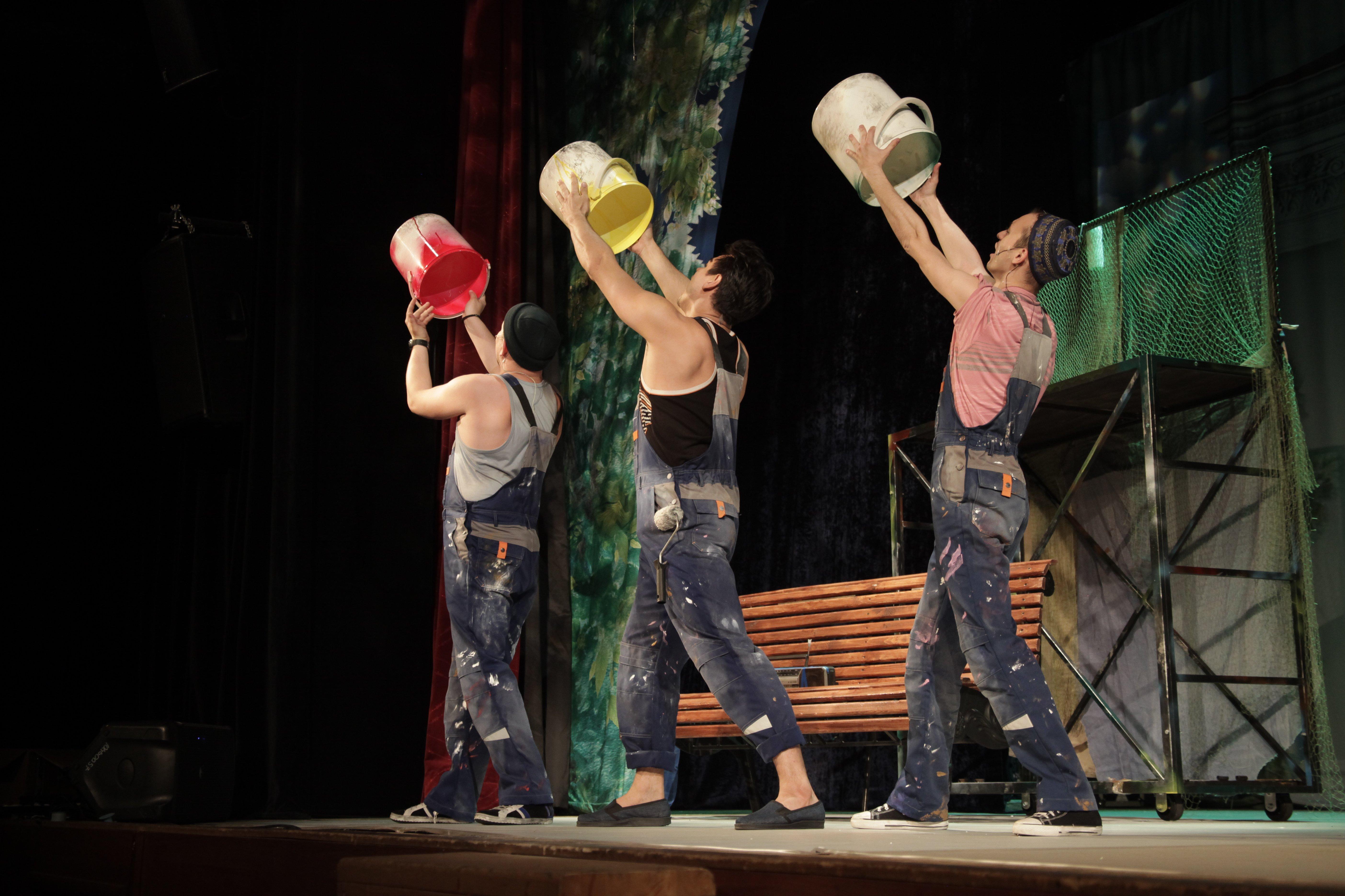 «Главная победа  — во время спектакля дети не отвлекаются на гаджеты»