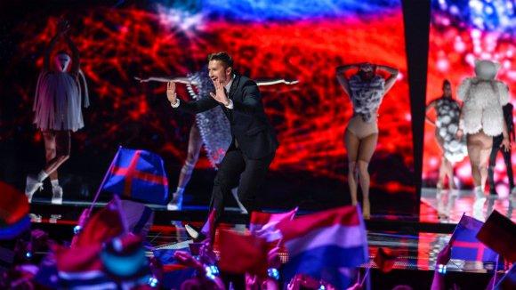 Участница от Украины Джамала победила в финале конкурса «Евровидение»