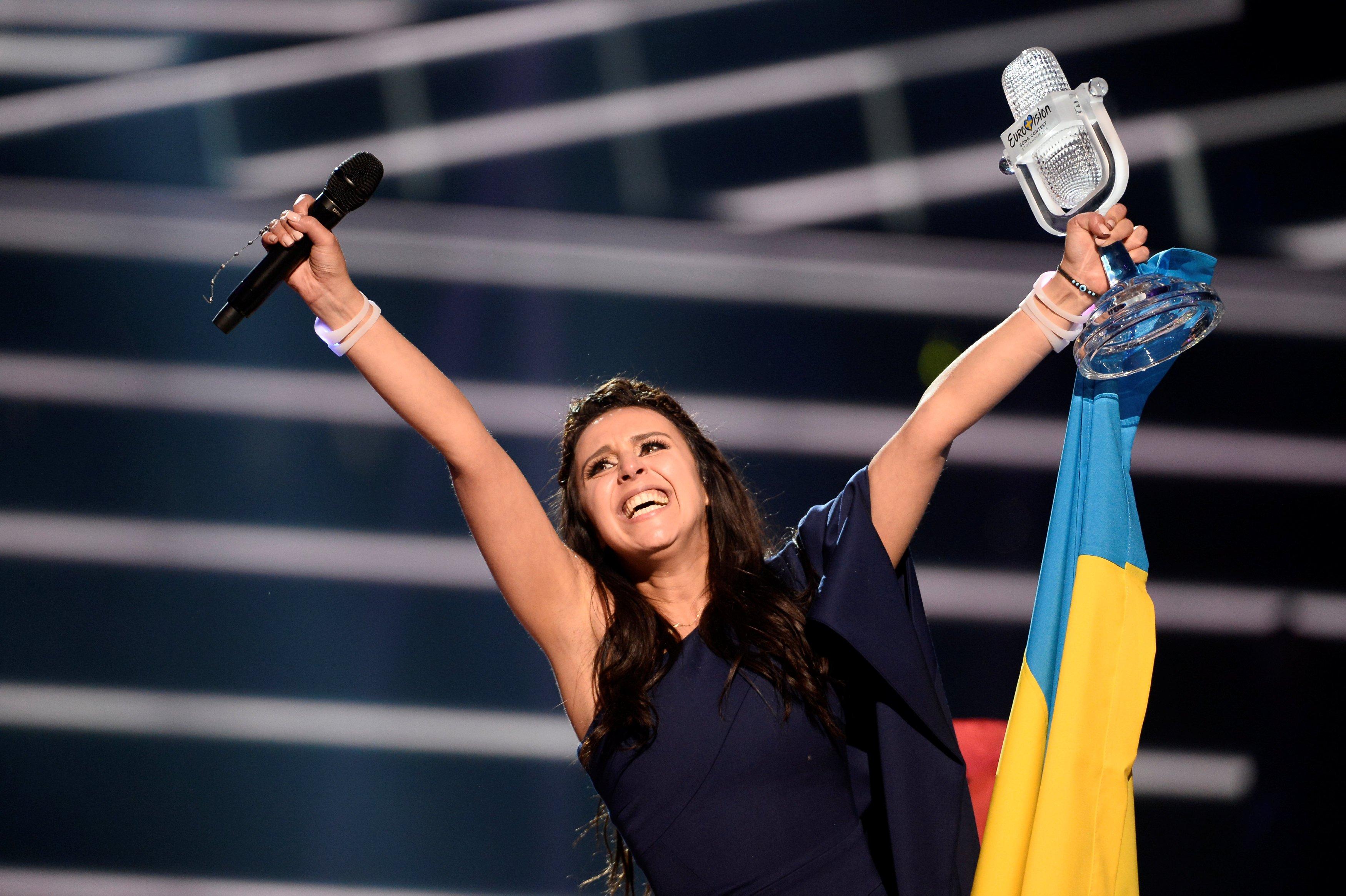 На «Евровидении-2016» победили высокие технологии