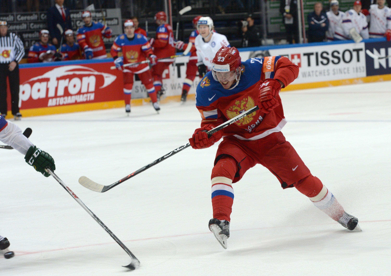 Россия разгромила Норвегию. Самые яркие моменты: фоторепортаж