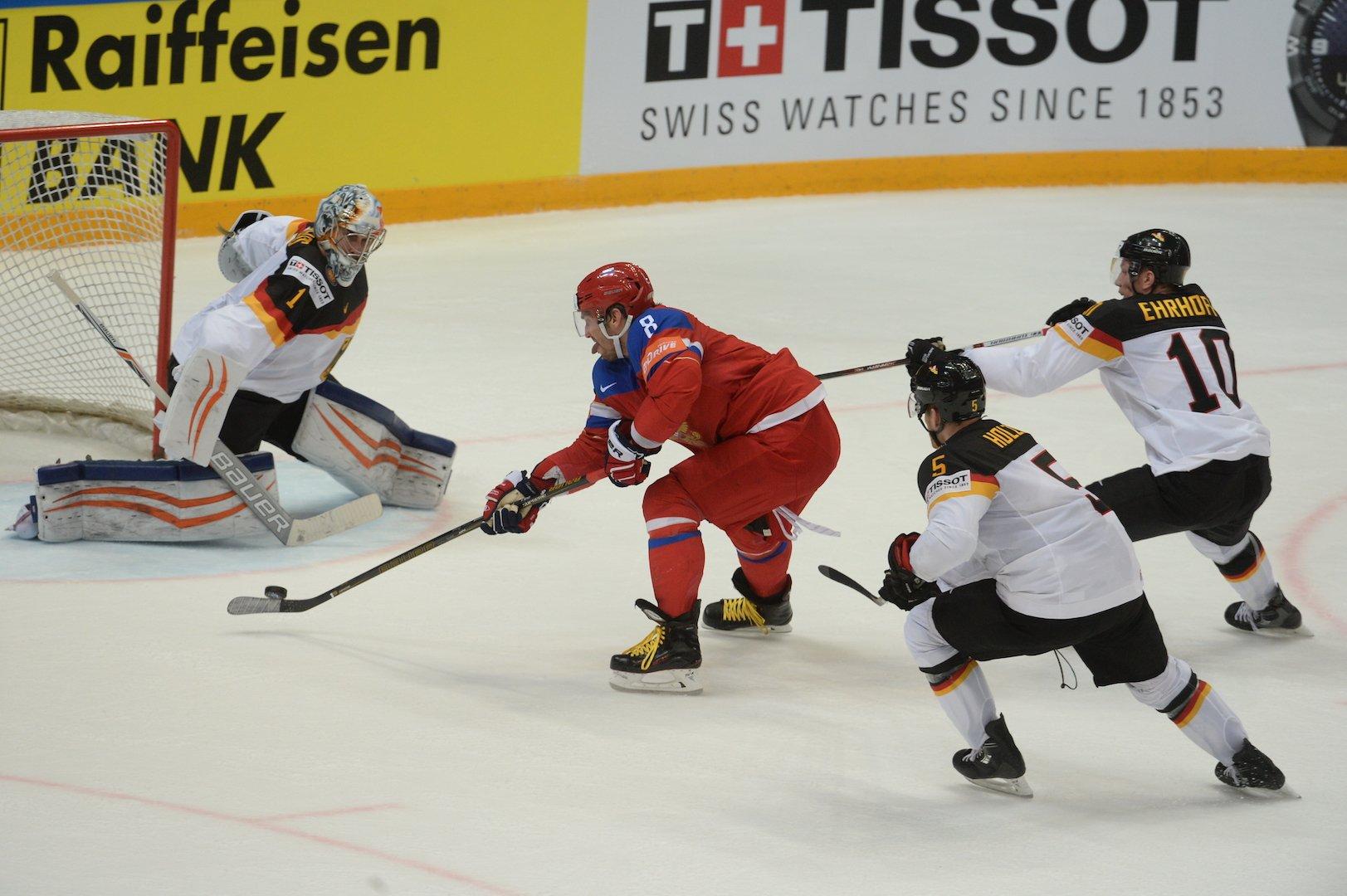 Сборная Германии разозлила Россию в четвертьфинале ЧМ