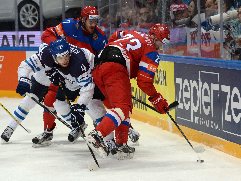 Россия терпит аховое поражение на чемпионате мира