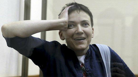 Ерофеев и Александров помилованы и будут обменяны на Савченко