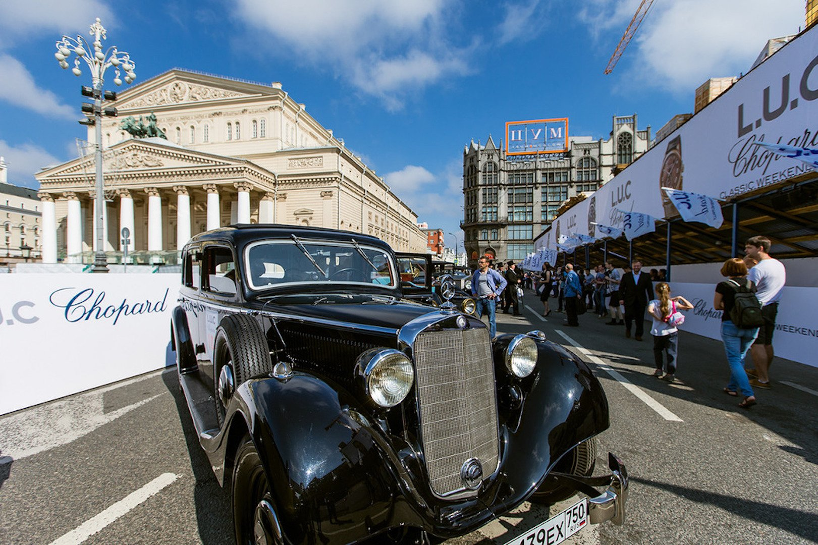 Старинные автомобили как предмет искусства