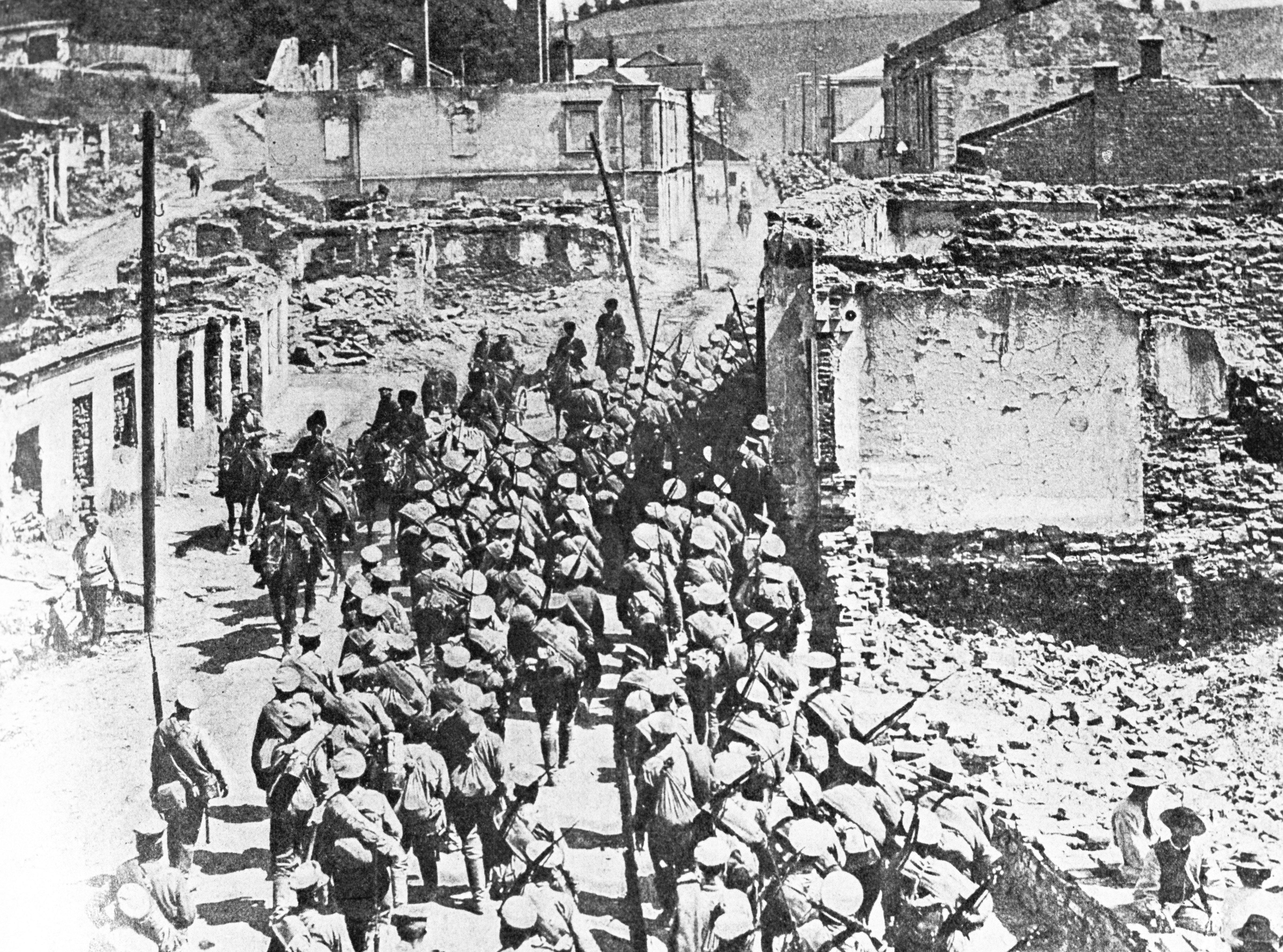 100 лет Брусиловскому прорыву — последней победе императорской России