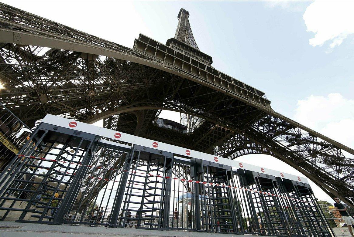 Франция готова к Евро-2016