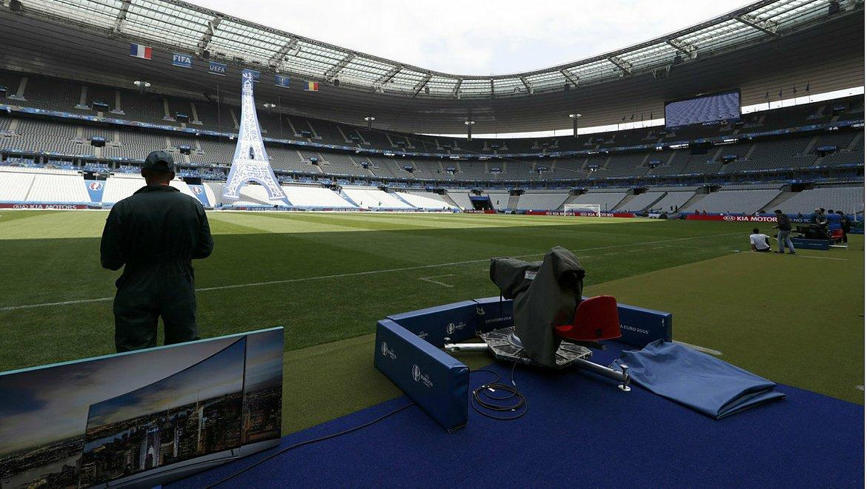 Перед матчем открытия Евро-2016 приняты максимальные меры безопасности