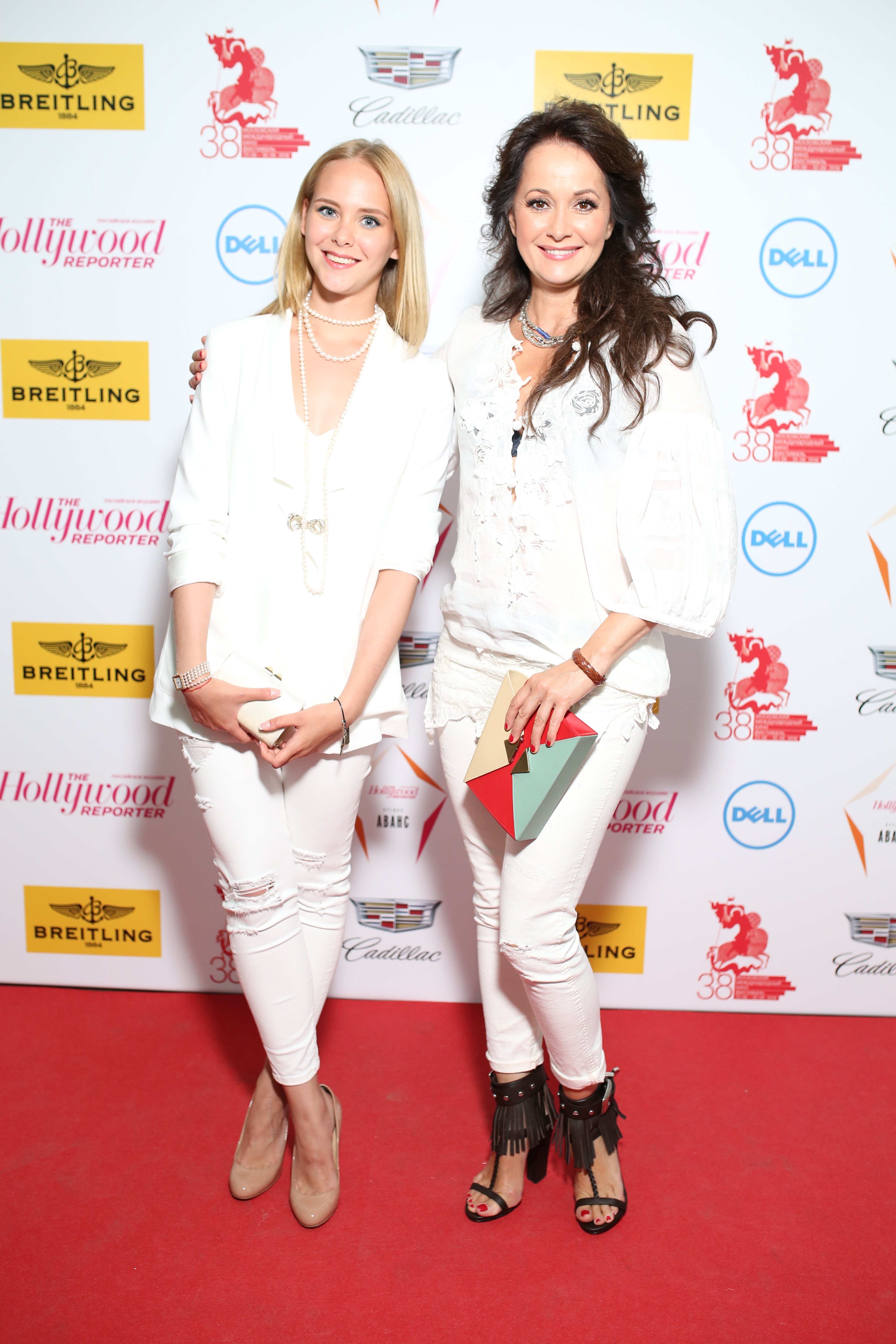 ММКФ-2016: White party журнала The Hollywood Reporter
