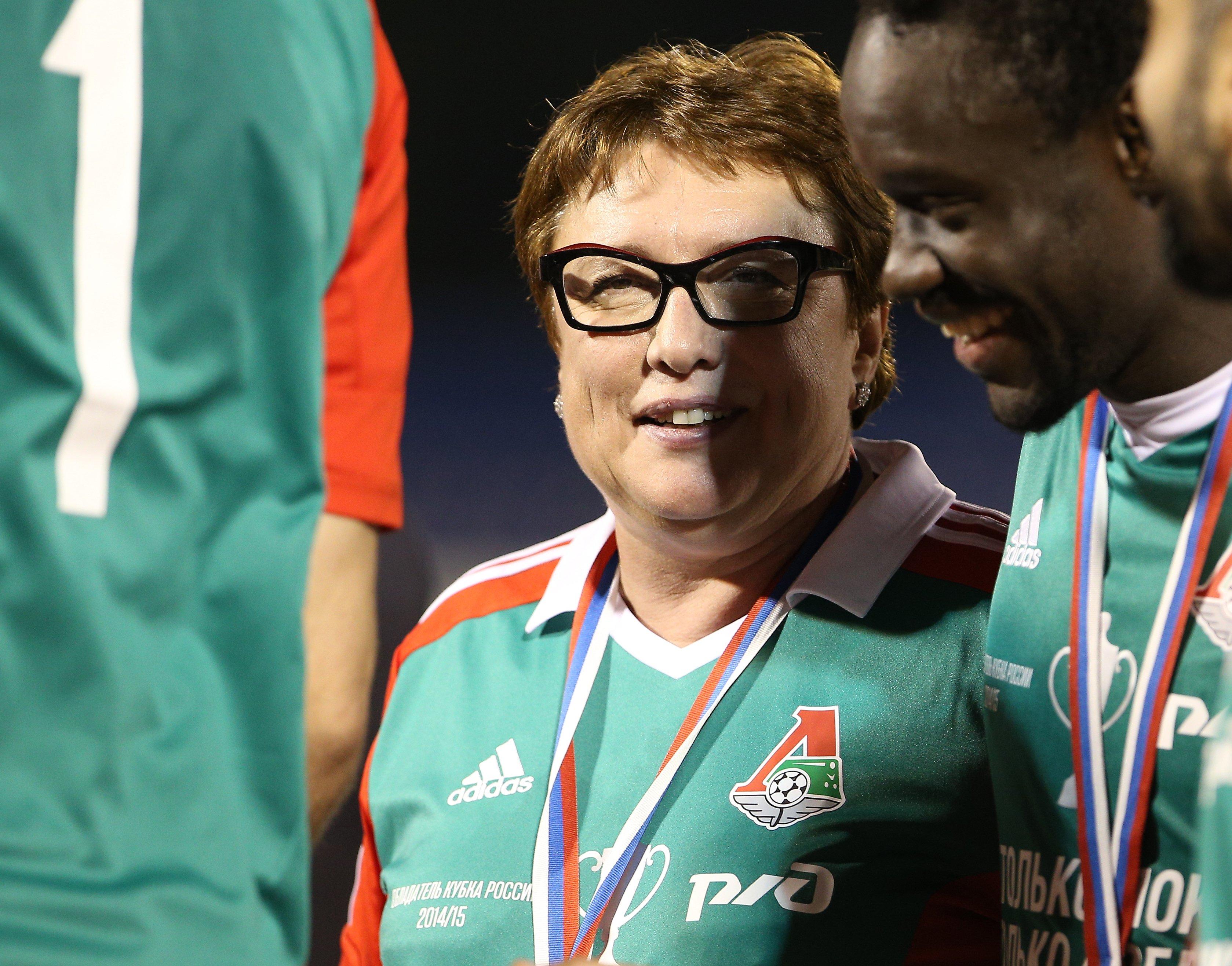 Ольге Смородской поставили задачу вернуть болельщиков на стадион