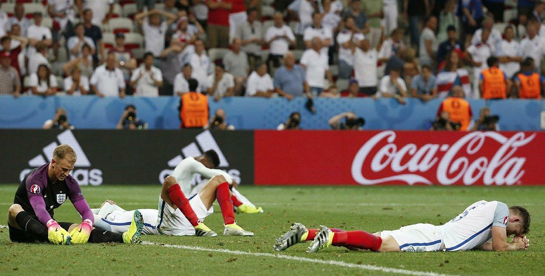Английские футболисты тоже покинули Европу