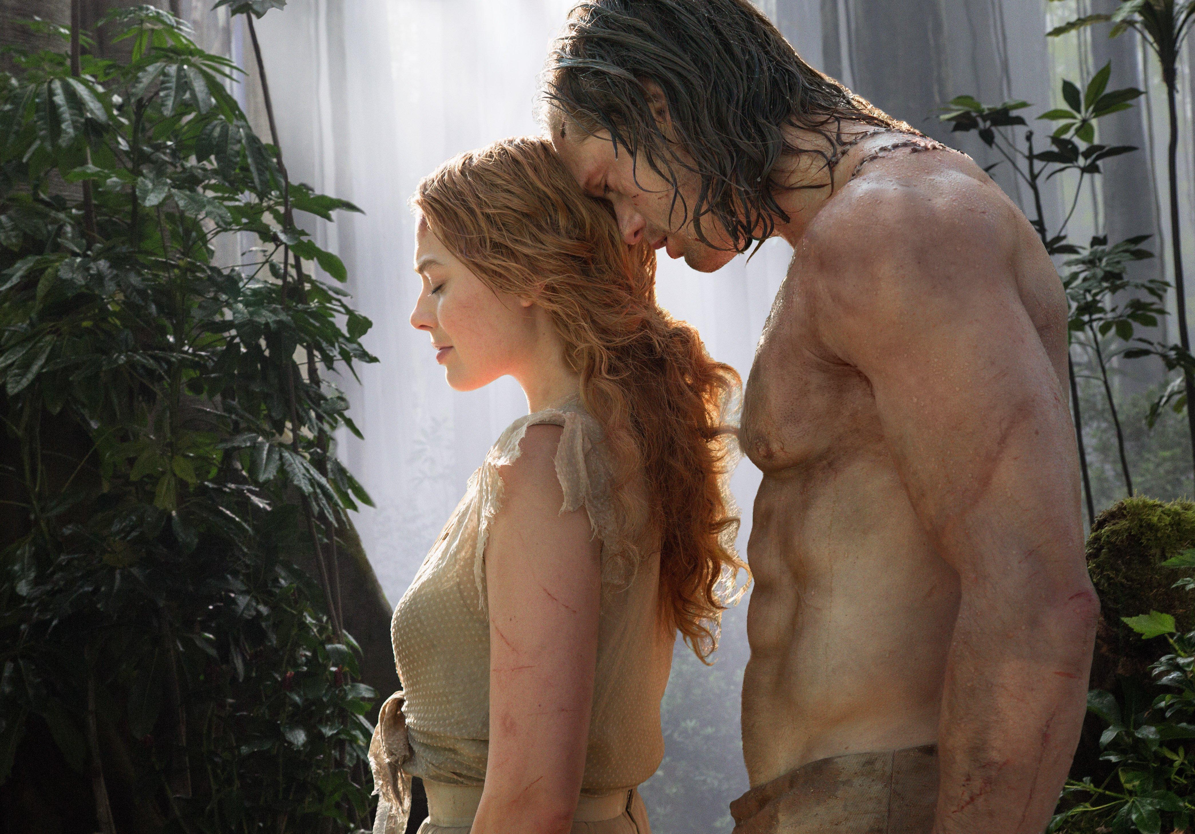 «Любой женщине хотелось бы оказаться в объятиях Тарзана-Скарсгарда»