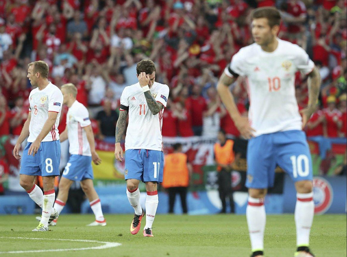 Перед Евро-2016 сборная России лишилась командного психолога