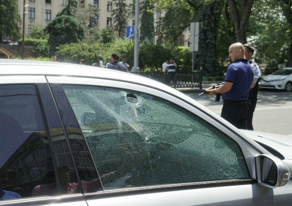 В Казахстане нападение квалифицировано как теракт