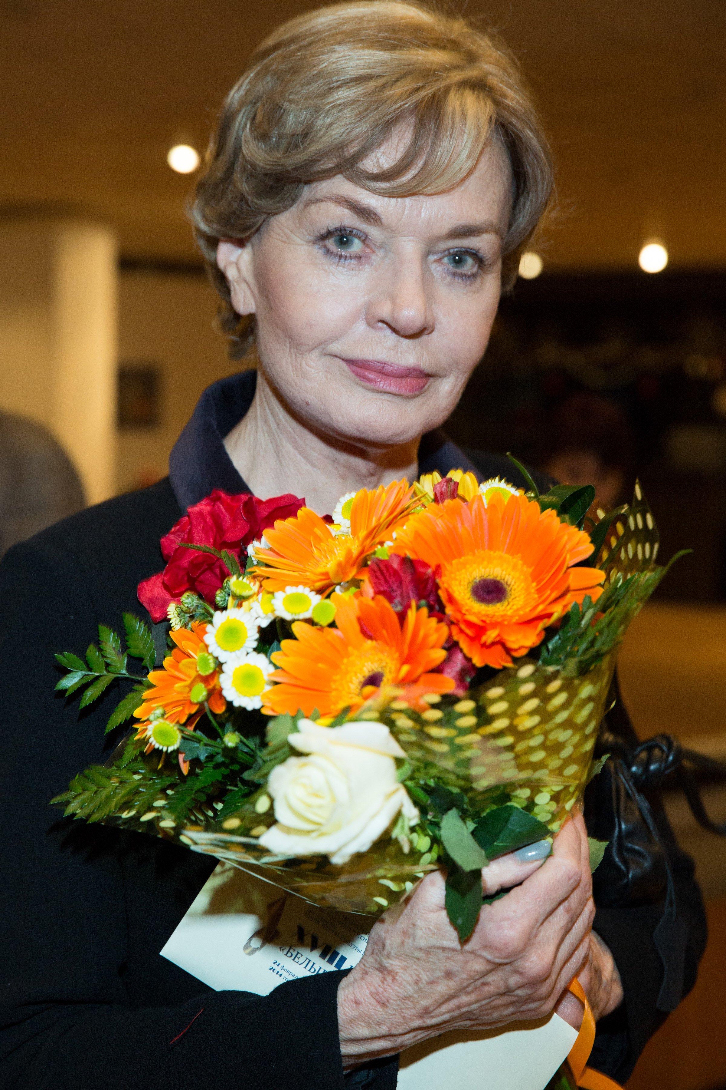 Русская Грета Гарбо отмечает 75-летие
