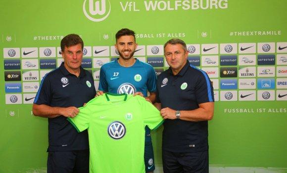 «Вольфсбург» увел у «Спартака» юное дарование «Реала»