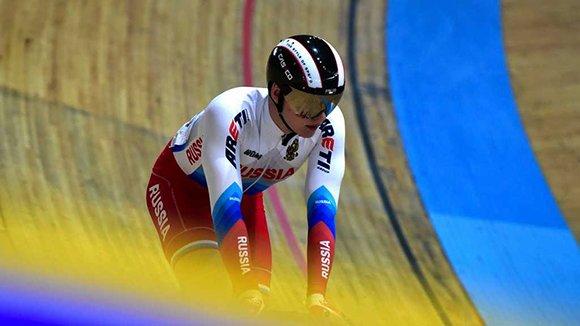 Представлена новая форма сборной России по велоспорту. Фото