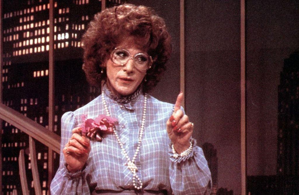 Дастин Хоффман, он же Дороти Майлз
