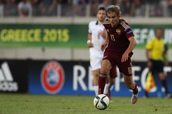 Казахстан переманивает у молодежной сборной России Александра Зуева