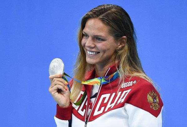 Юлия Ефимова: звезда, которая могла бросить плавание