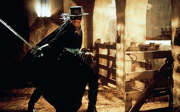 Антонио Бандерас: между Зорро и вампиром