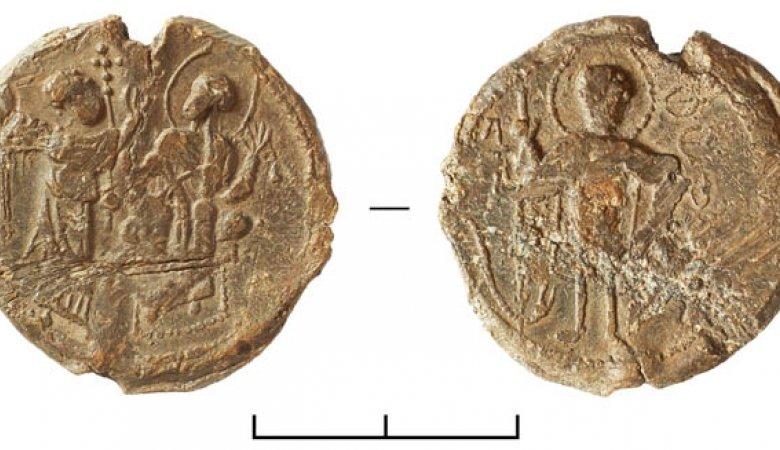 Археологи под Калининградом нашли древнерусскую княжескую печать
