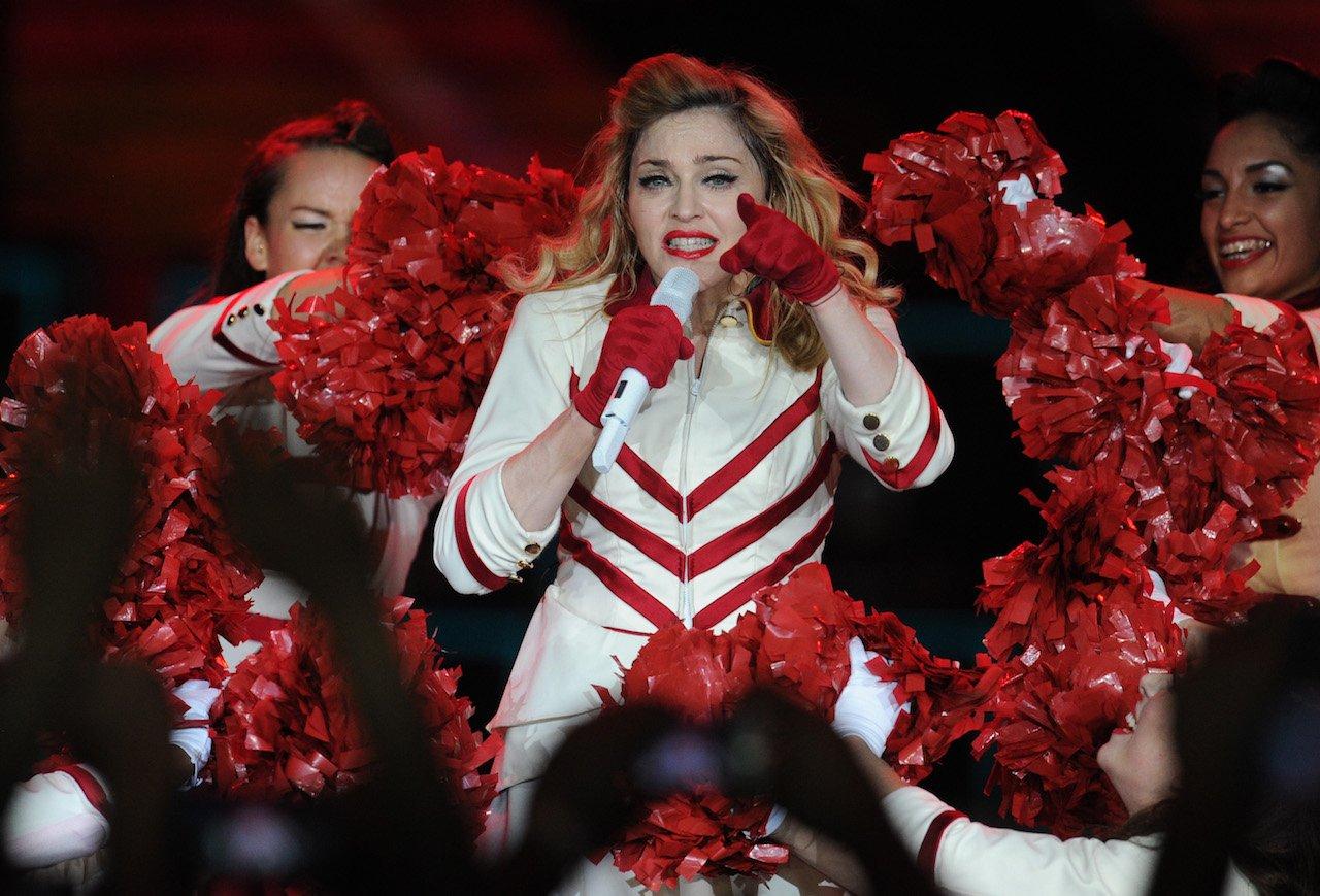 Мадонна: «Просто хочу чувствовать себя на плаву и дарить это чувство»