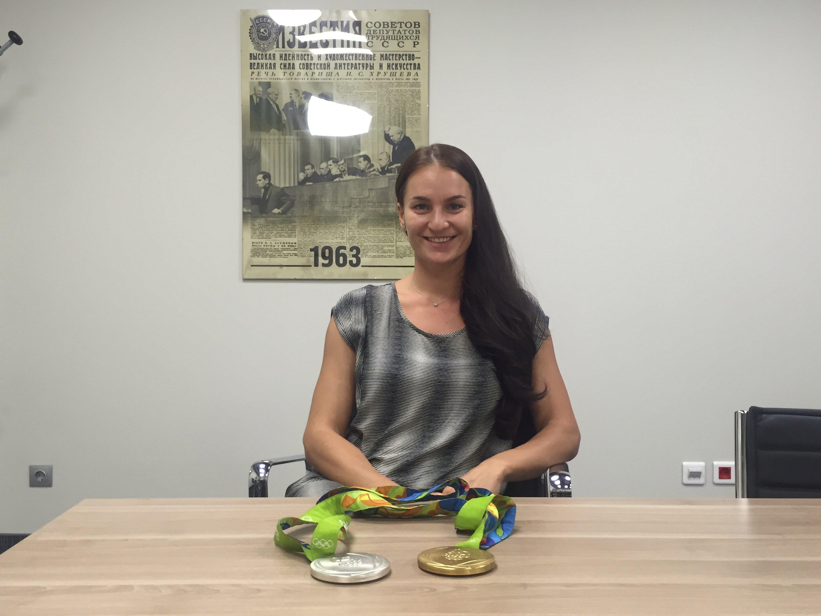 Софья Великая: «Не ожидала, что так легко обыграем Украину в финале»