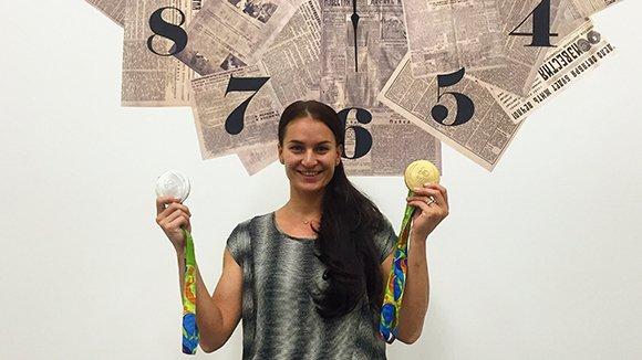 Софья Великая: «В Рио допинг-офицеры приезжали ко мне только дважды»