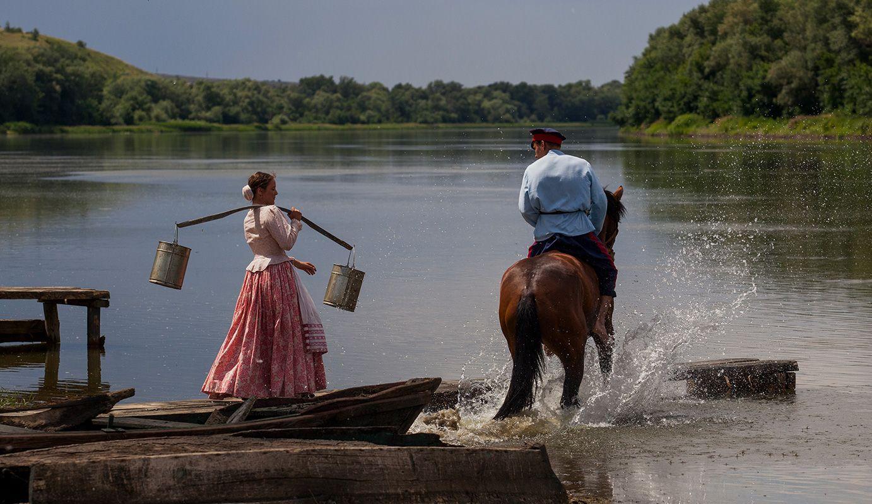 Евгений Ткачук: «Никто не чувствует человека так, как лошадь»