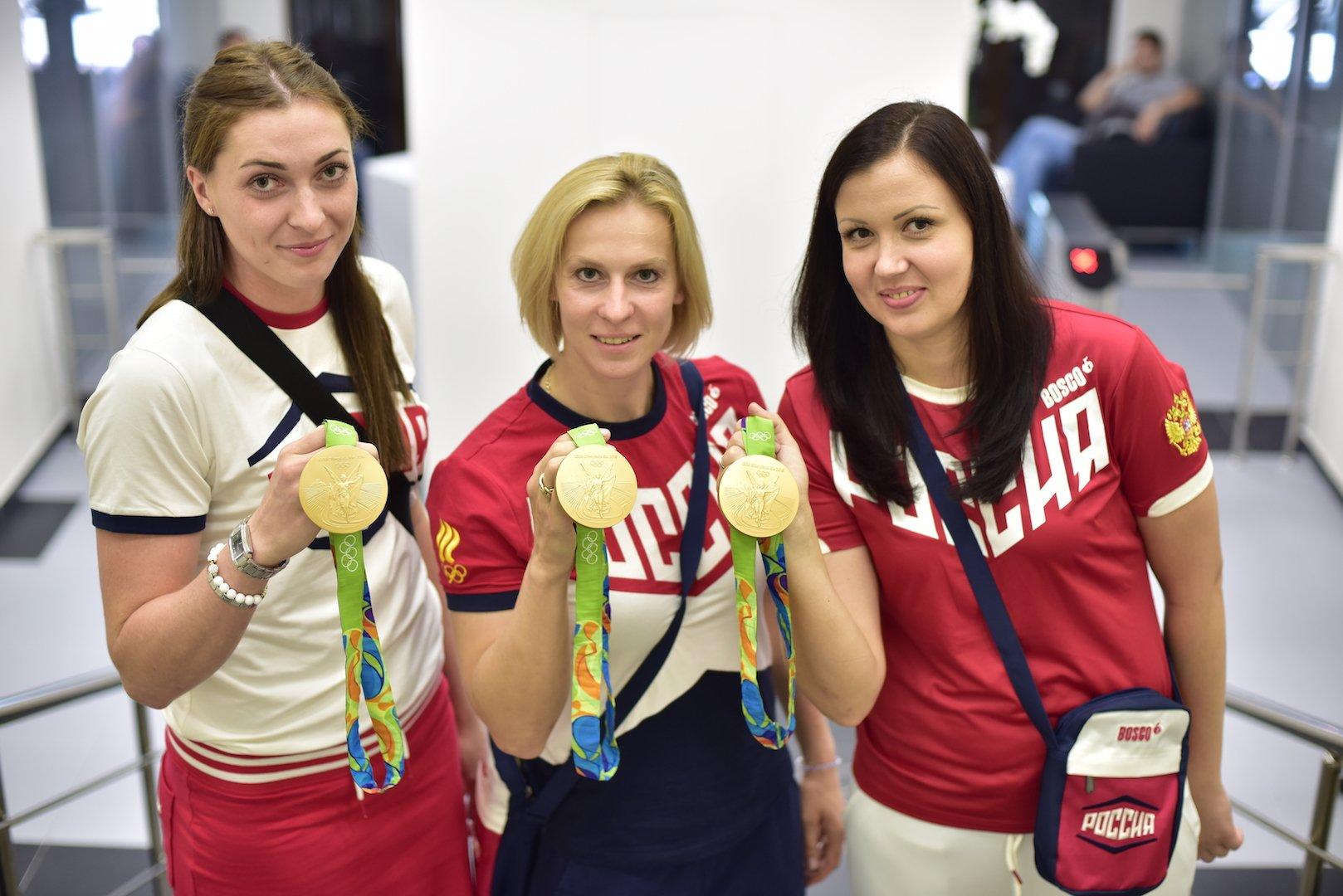 «В Рио каждая гандболистка из РФ прошла допинг-тест не менее двух раз»