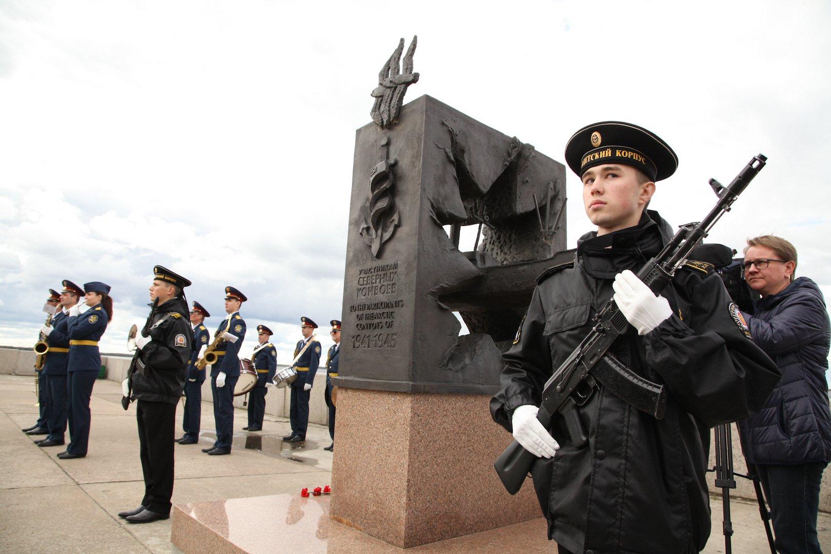Британская принцесса привезла в дар Архангельску «Арктическую звезду»