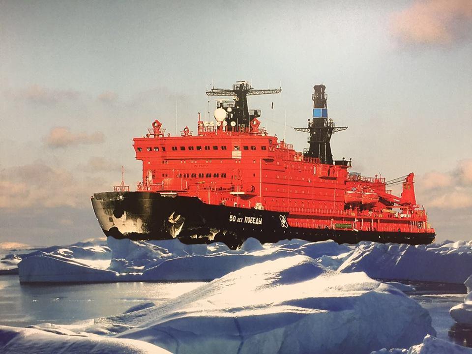 «Российским компаниям не дают самим продавать круизы в Арктике»