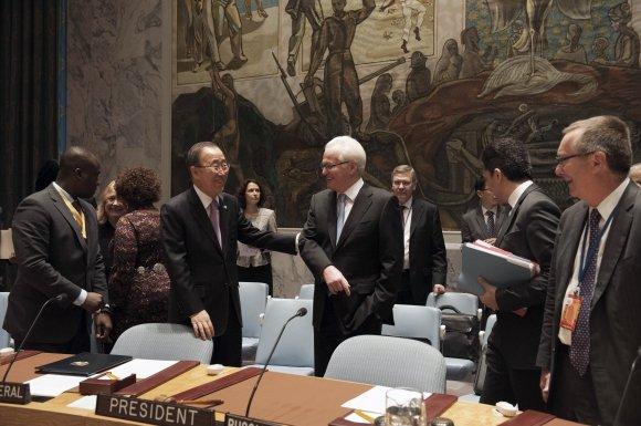 «Лучше бы США ратифицировали договор о запрете ядерных испытаний»