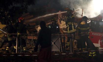 Два мощных взрыва прогремели за выходные в крупных европейских городах