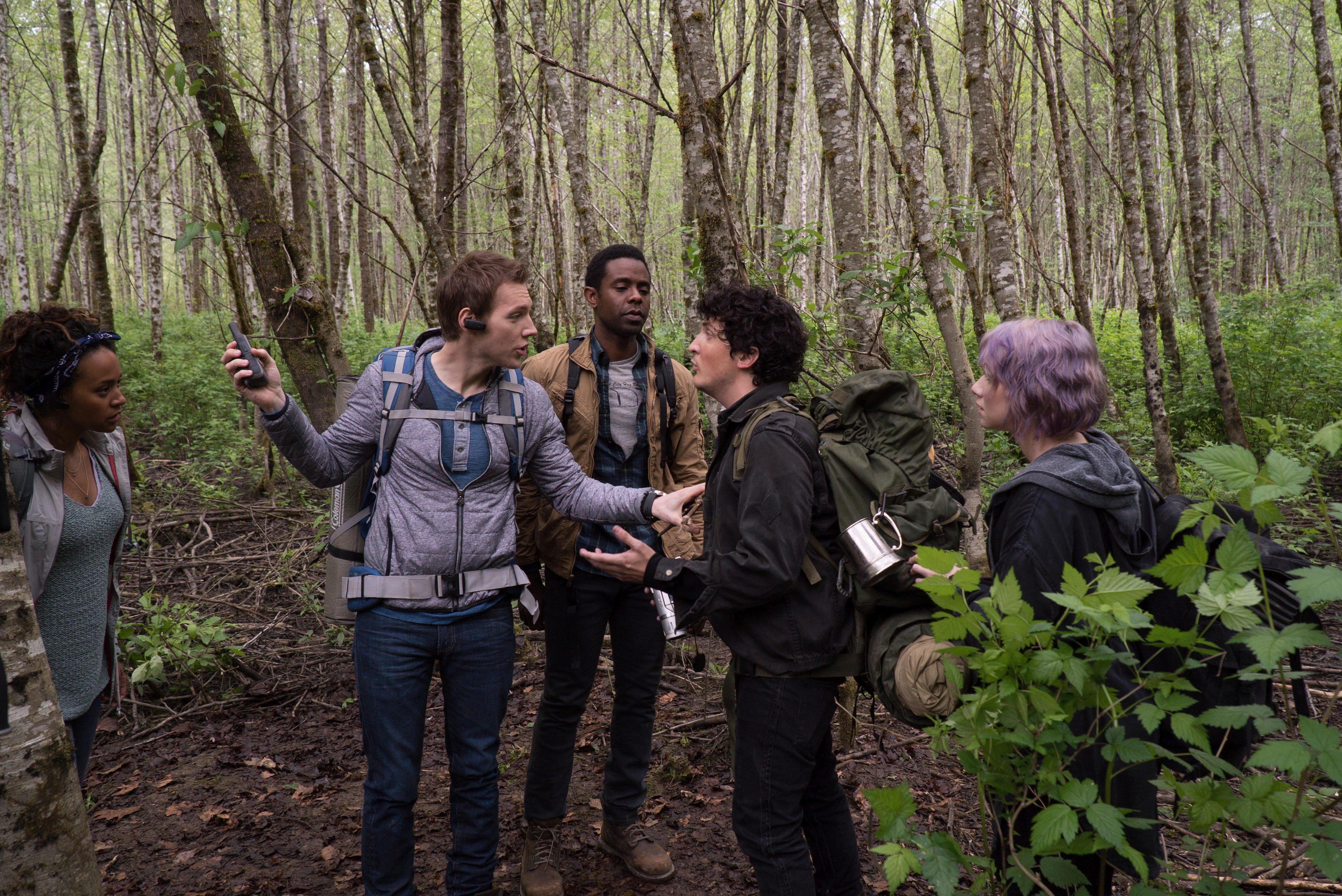 «Ведьма из Блэр» в нехорошем лесу