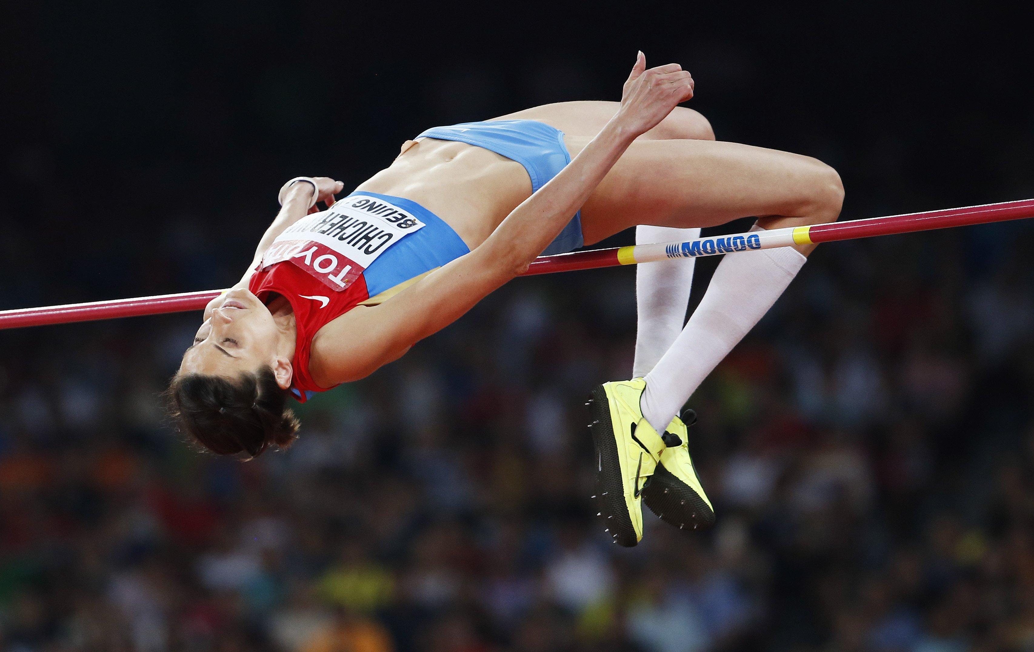 Чичерова обжалует решение МОКа о лишении медали Игр-2008 в CAS