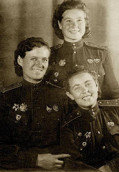 Последняя победа Марины Расковой