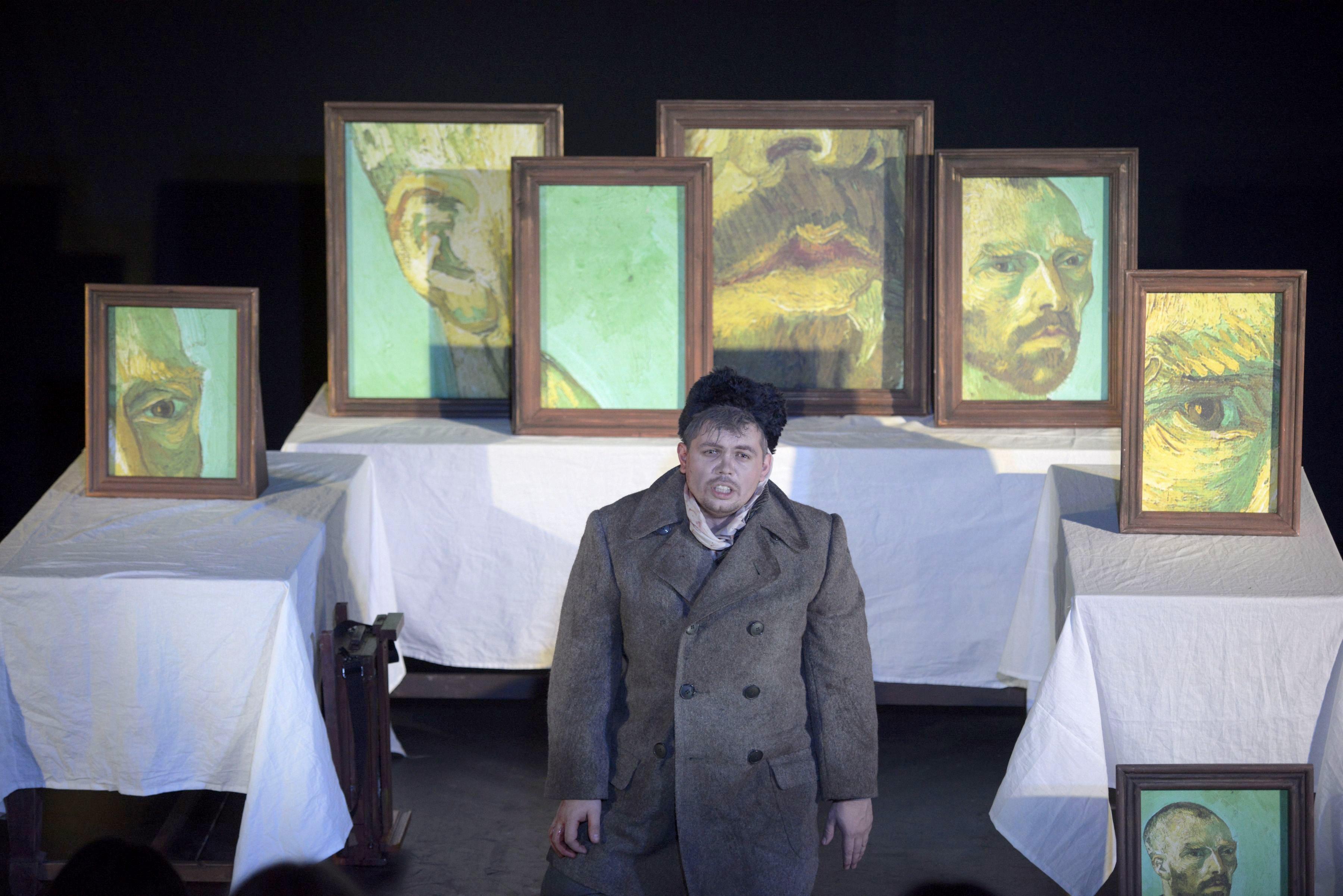 В Мариинском театре спели письма Ван Гога