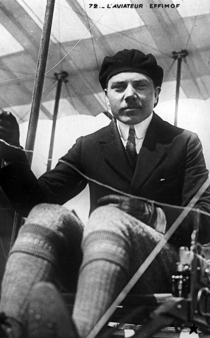 Забытые имена и судьбы первых русских авиаторов