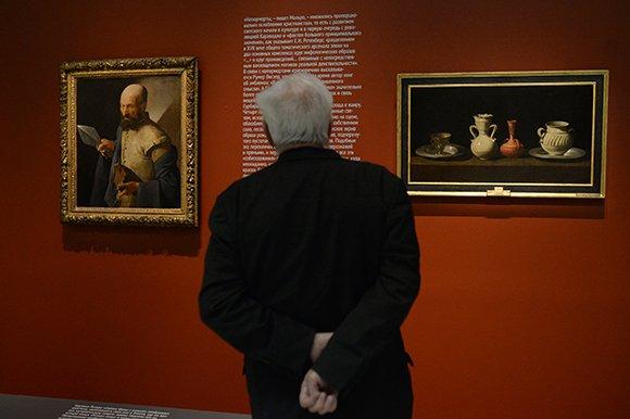 «Воображаемый музей» Ирины Антоновой