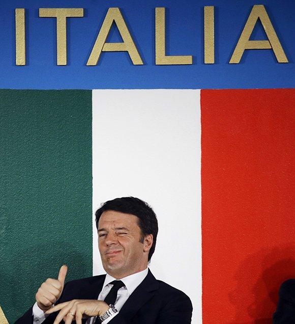 Италия стала ближе к отмене санкций после провала референдума