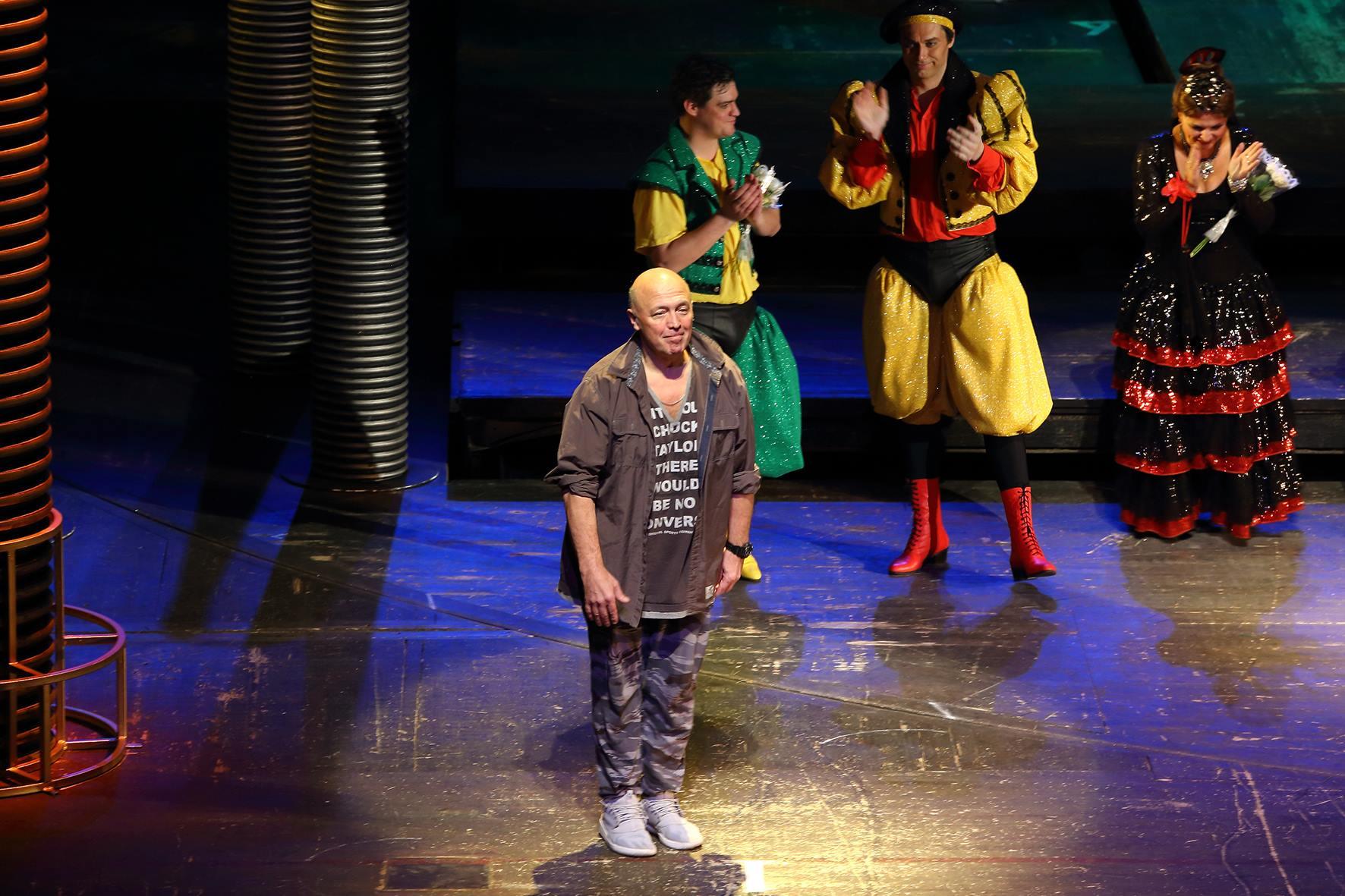 Валерий Белякович: «Я просто хотел сделать лучший театр в мире»