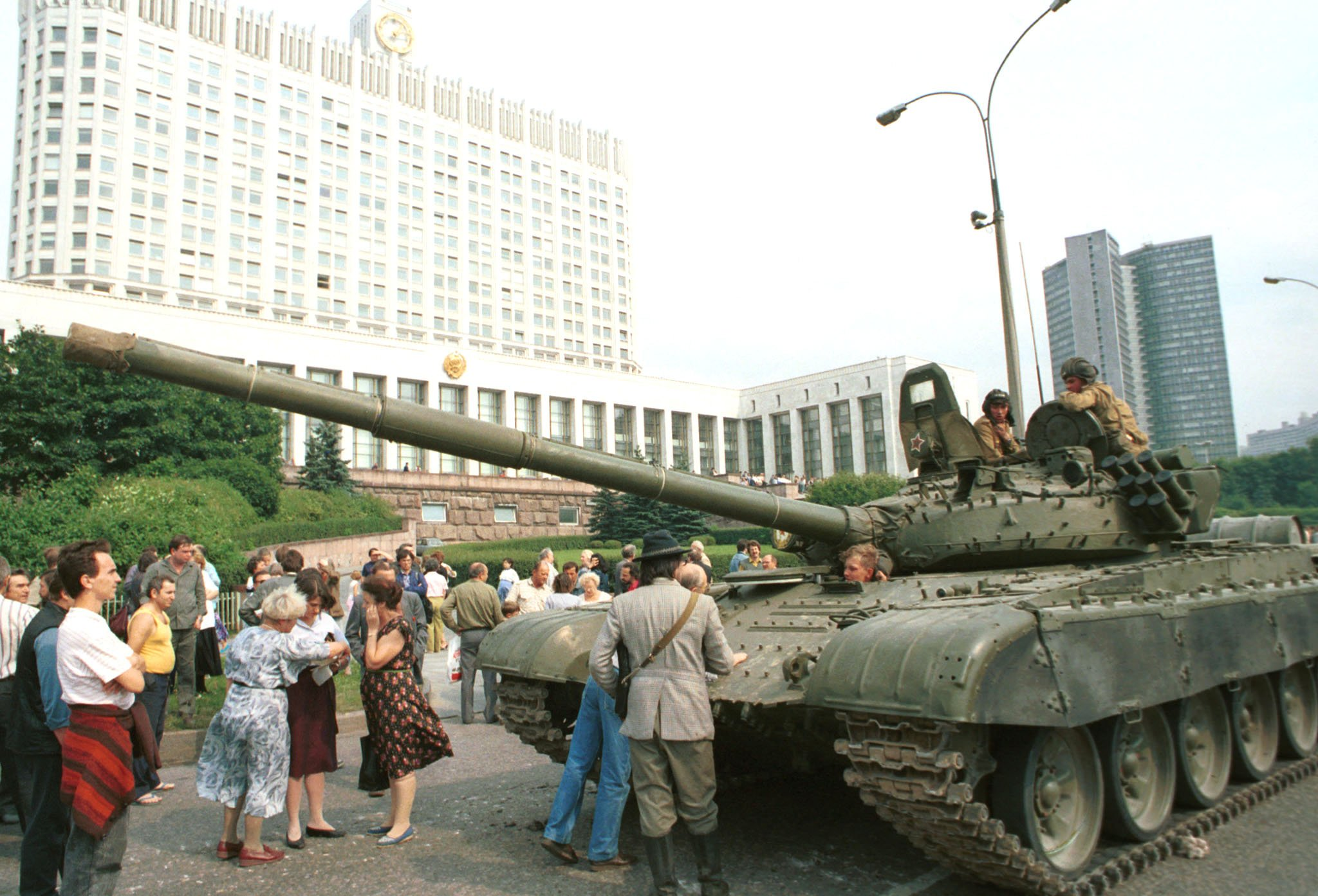 Беловежская Пуща: поиск выхода из «новоогаревского тупика»