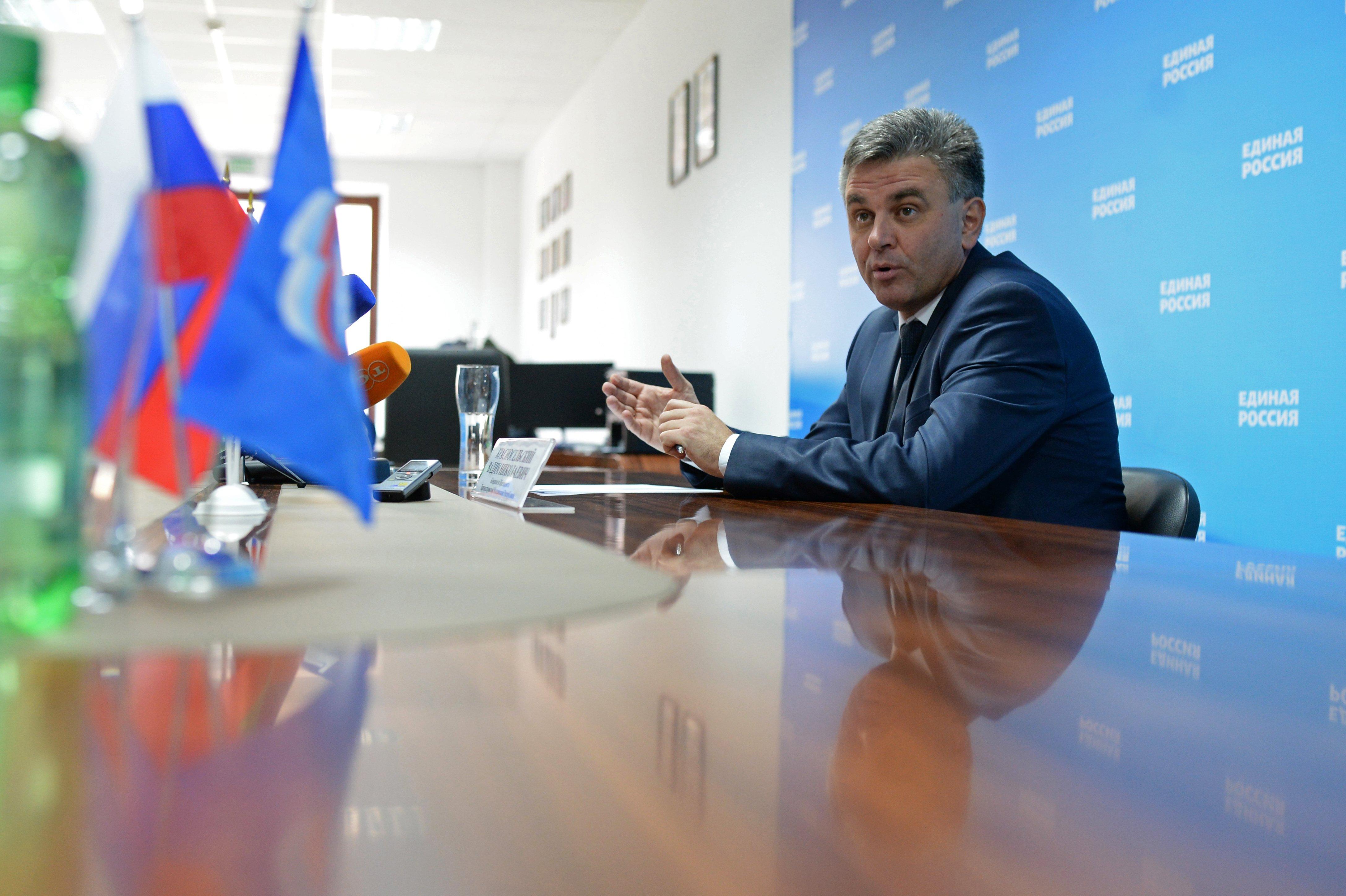 Президент ПМР: хотел бы встретиться в Москве с Владимиром Путиным