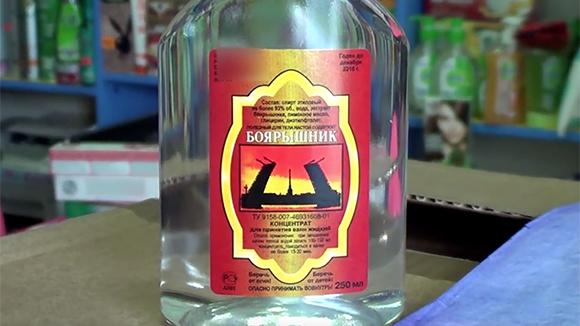 После отравления «Боярышником» в Иркутске начались обыски в магазинах