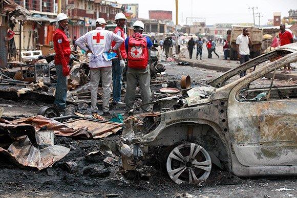 Катастрофы и трагедии года
