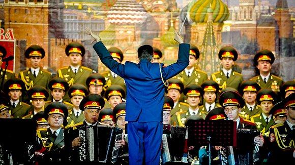 Валерий Халилов: «Вдохновение мое — это армия»