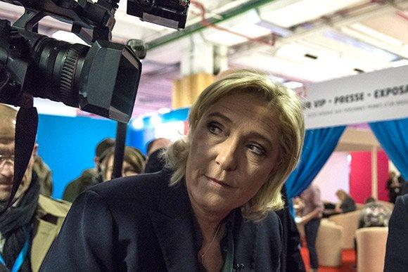 Марин Ле Пен: «Крым никогда не был украинским»