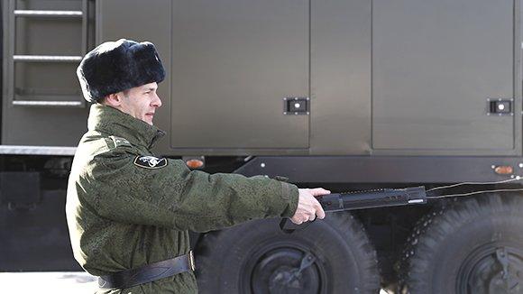 Росгвардию вооружат штурмовыми электрошокерами
