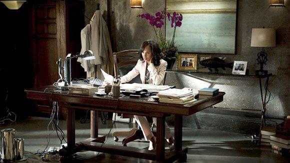 Керри Вашингтон: сильная женщина и терпеливая жена
